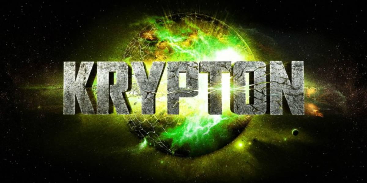 Krypton y abuelo de Kal-El preparan su capítulo piloto