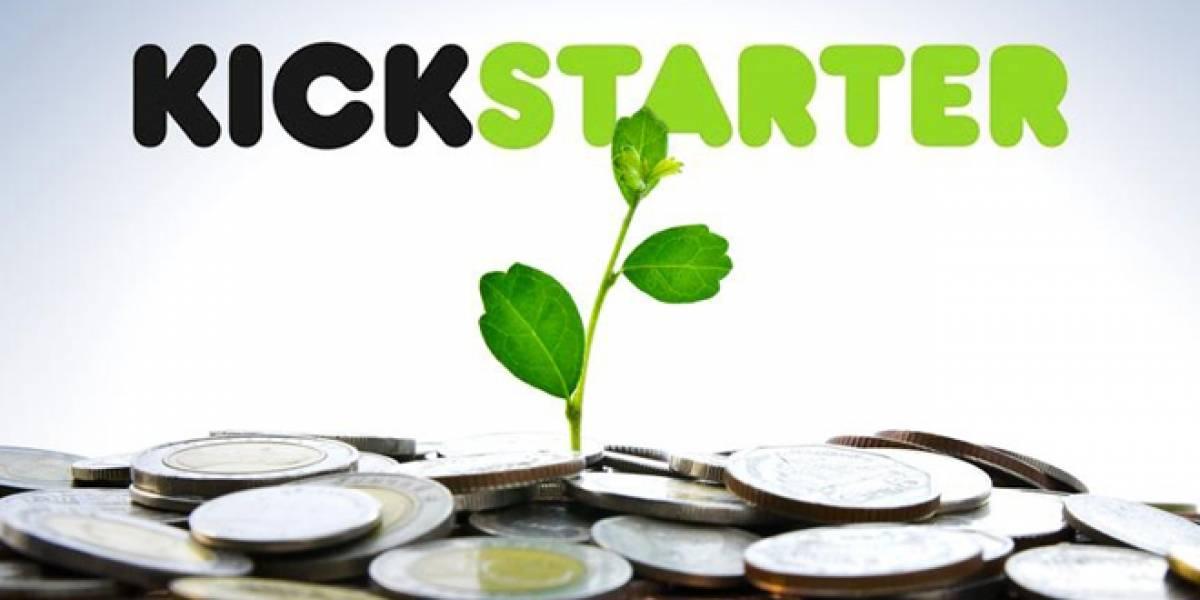 Kickstarter alcanza los cien mil proyectos publicados