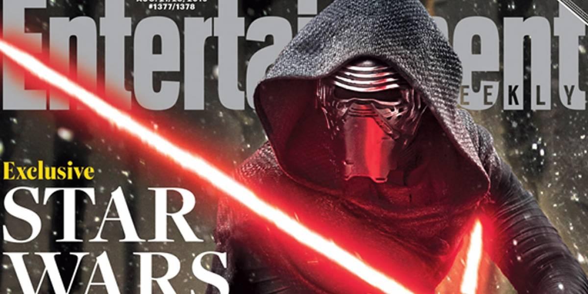 Más fotos exclusivas de Star Wars: El Despertar de la Fuerza en Entertainment Weekly