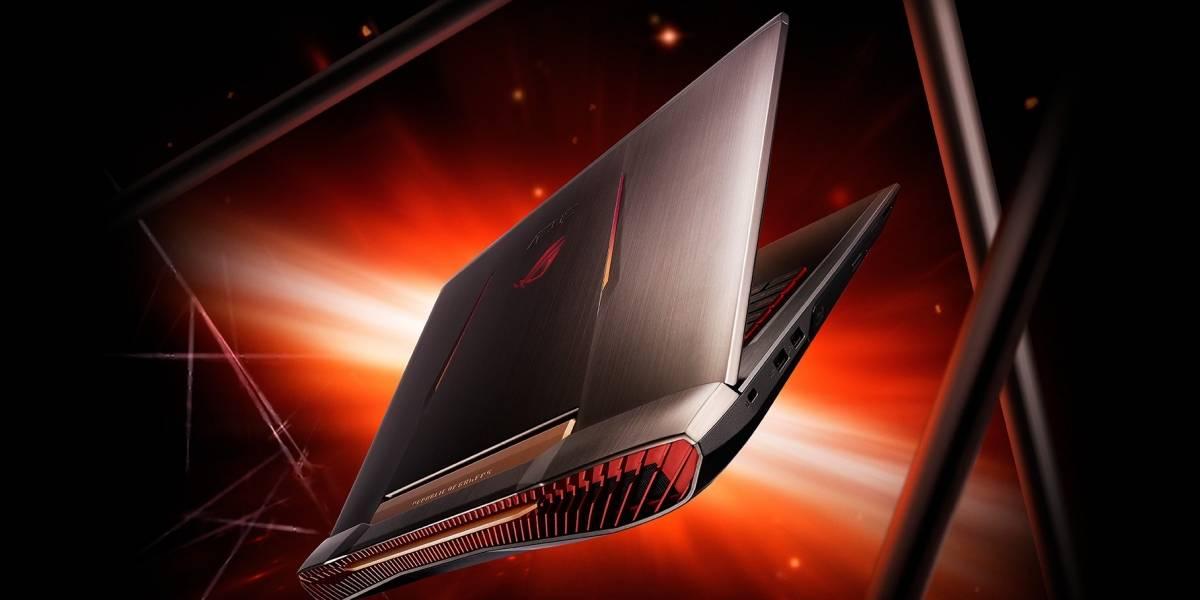 Cinco laptops para gamers que puedes comprar en México