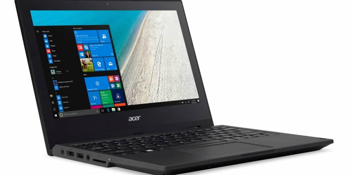 HP y Acer anuncian sus primeras laptops con Windows 10 S