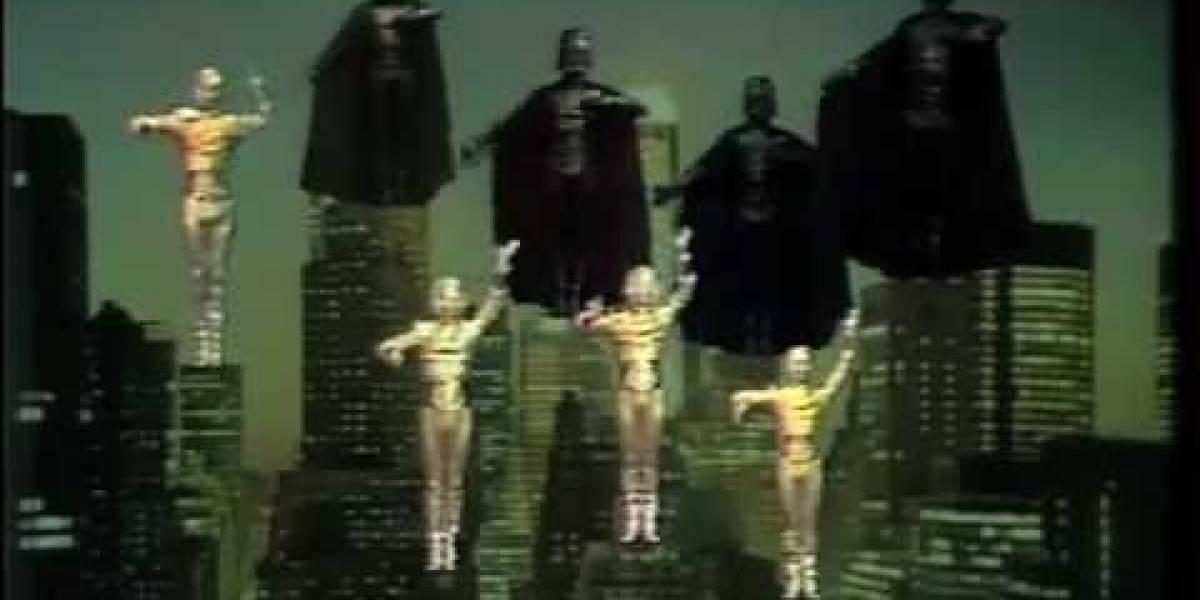 WTF? El ballet de Star Wars
