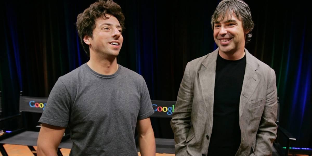 Alphabet es la nueva empresa de Larry Page y Sergey Brin