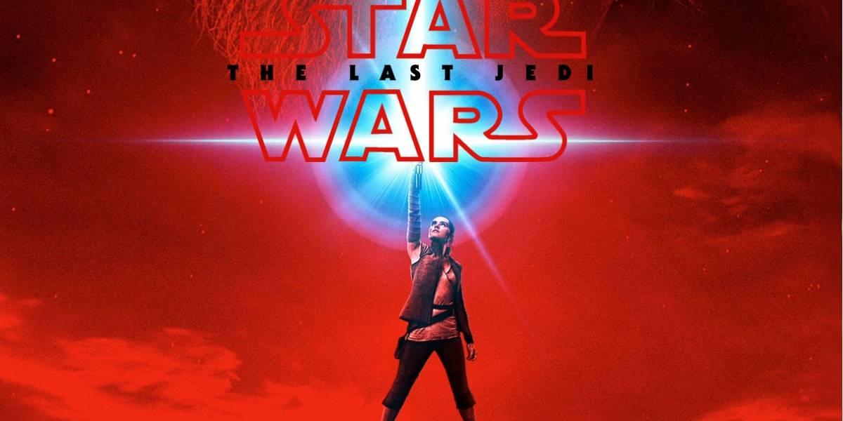 Star Wars: The Last Jedi sería la película más taquillera de 2017