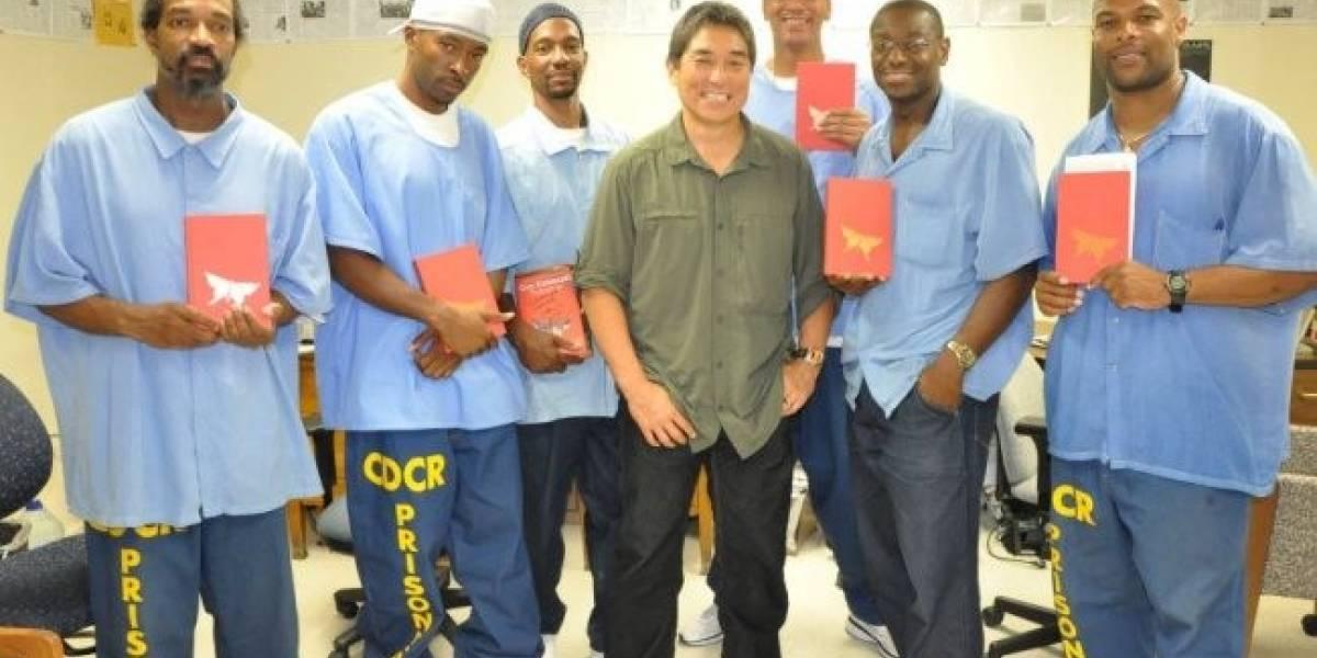 The Last Mile: Proyecto para convertir a prisioneros en emprendedores tecnológicos