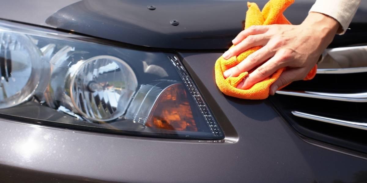Lávame APP, la innovadora aplicación de lavado de autos en seco y a domicilio