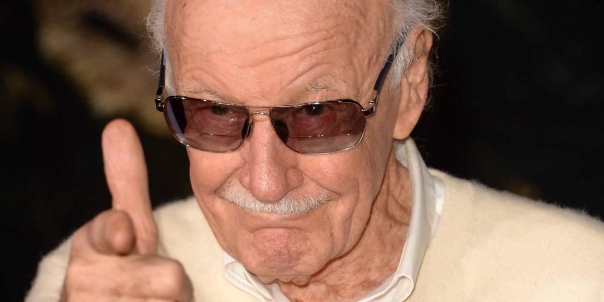 Fox producirá película de acción sobre la vida de Stan Lee
