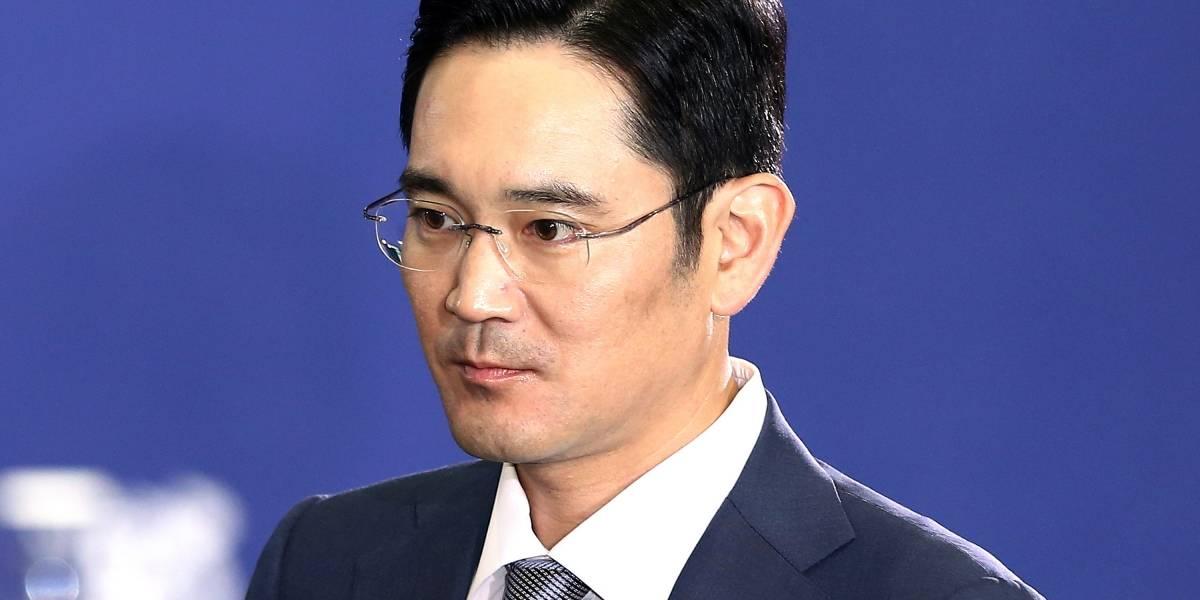 Fiscalía coreana quiere detener al vicepresidente de Samsung por acusaciones de soborno