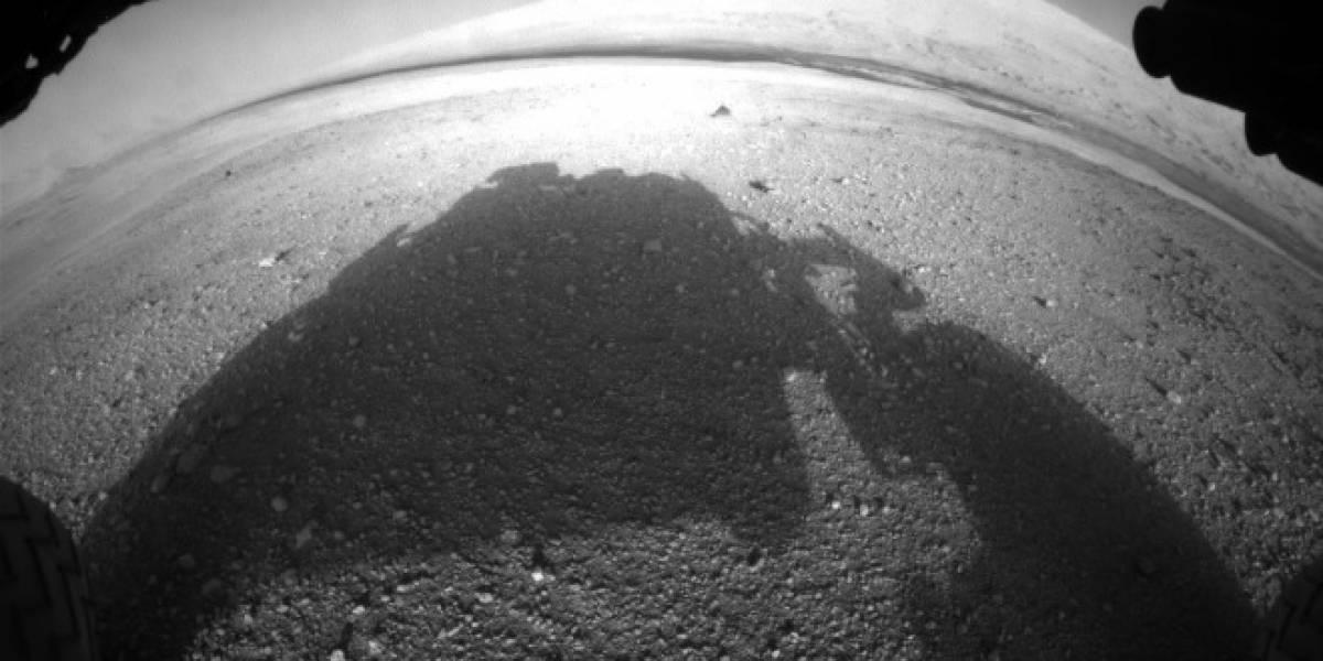 Nueve meses en Marte en un minuto (Video)