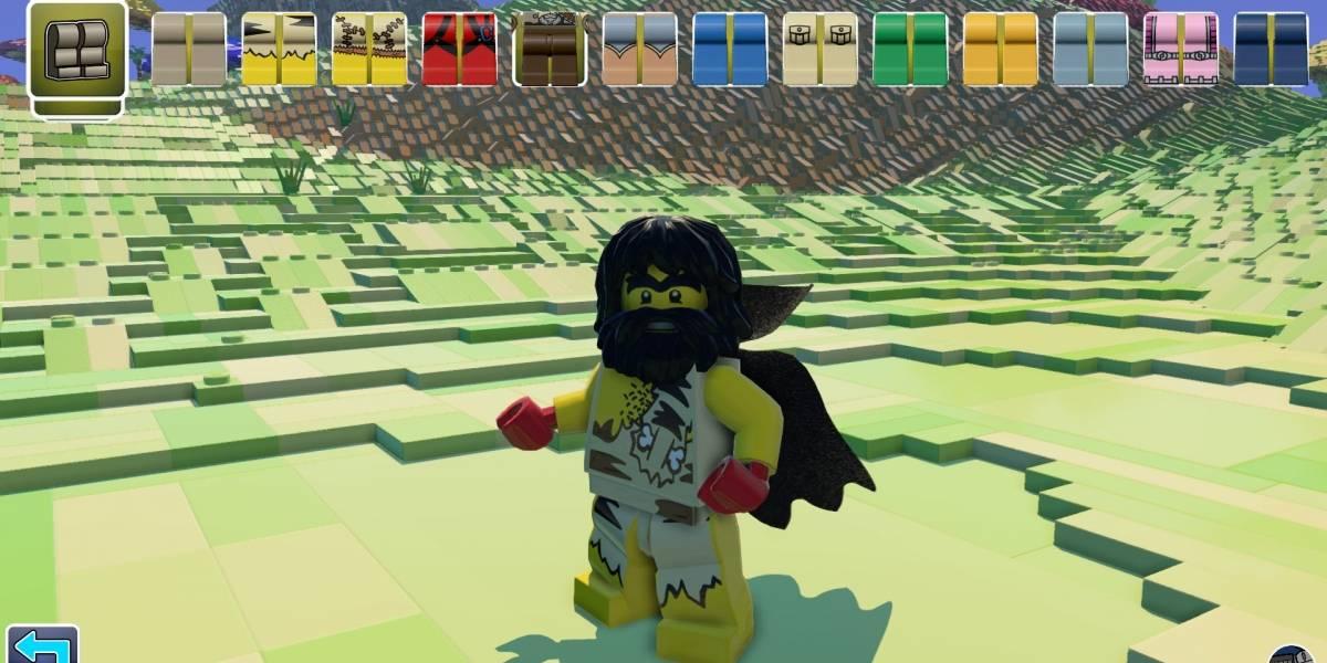 LEGO Worlds es como Minecraft, pero de LEGO