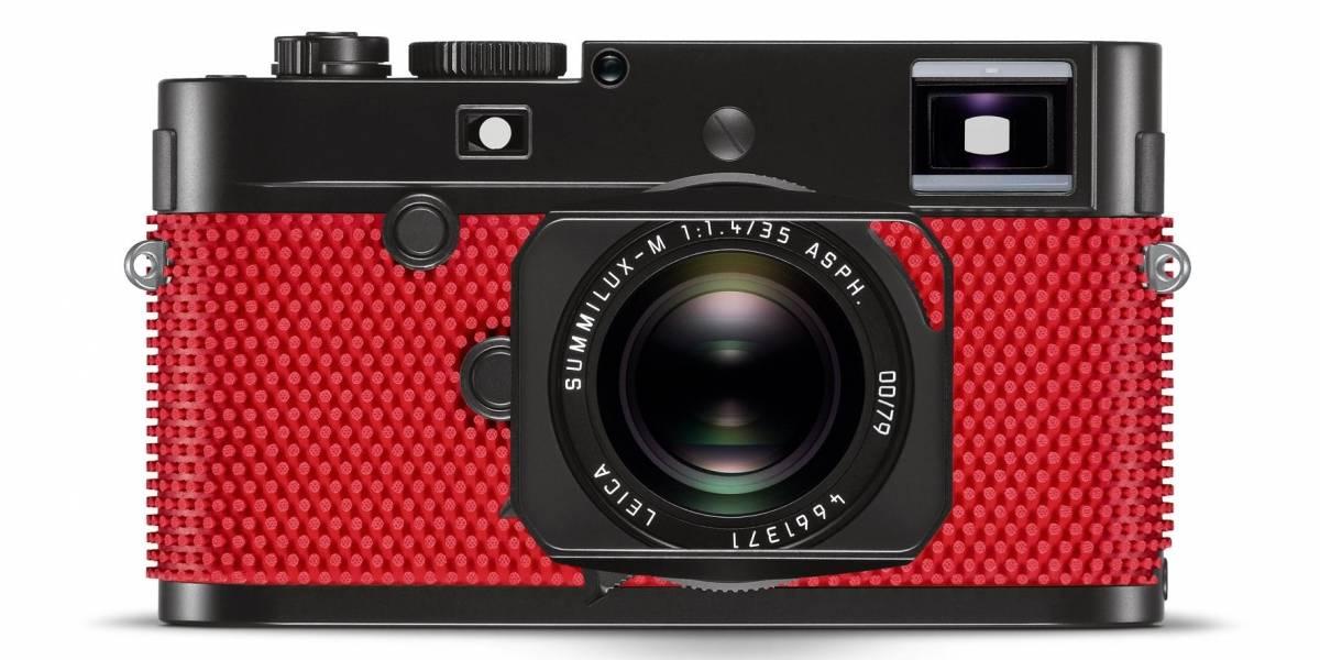 Leica presentó una cámara fotográfica que cuesta USD $15.000