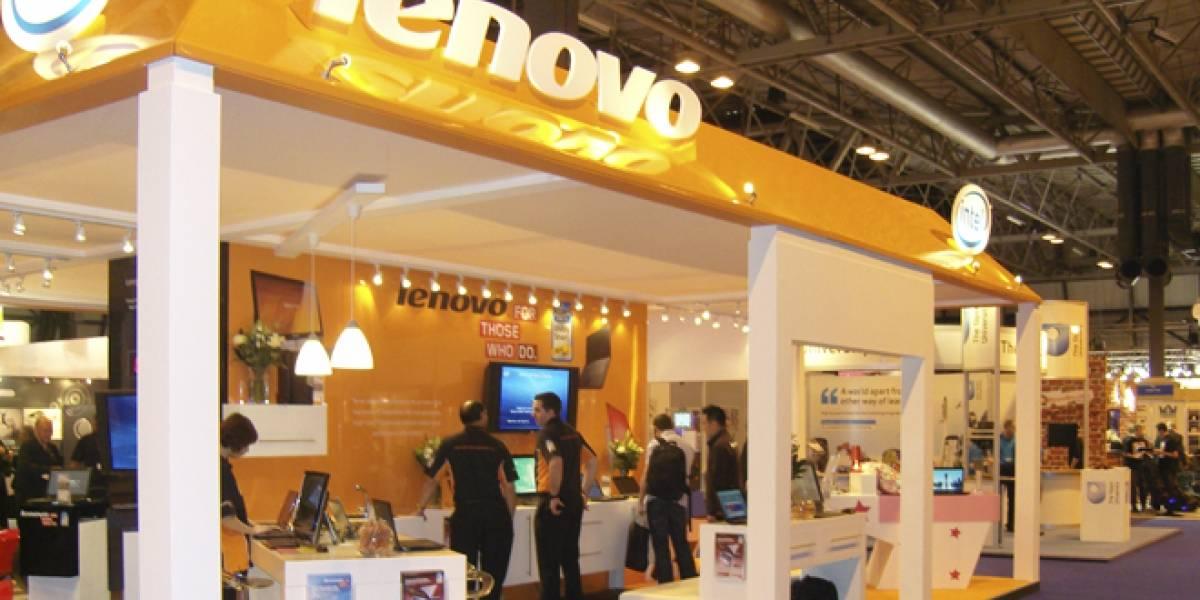 Lenovo muestra cifras económicas récord una vez más