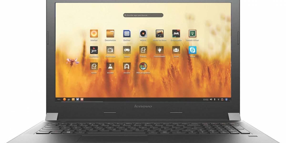 Lenovo incluirá equipos con el sistema operativo Endless OS en México