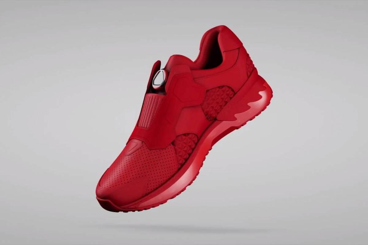 Lenovo presenta sus zapatos inteligentes