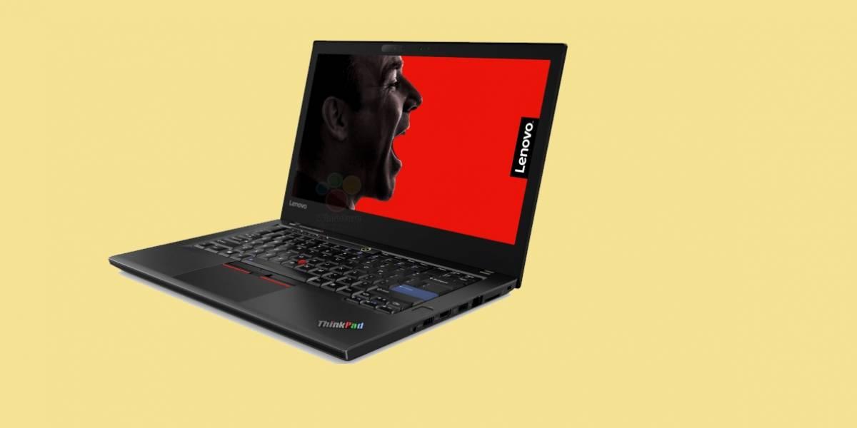 Se filtran todos los detalles de la ThinkPad de 25 aniversario preparada por Lenovo