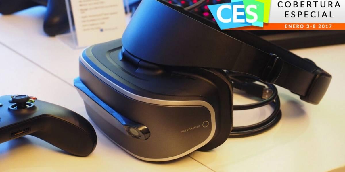 Lenovo prepara su propio dispositivo de Realidad Virtual #CES2017