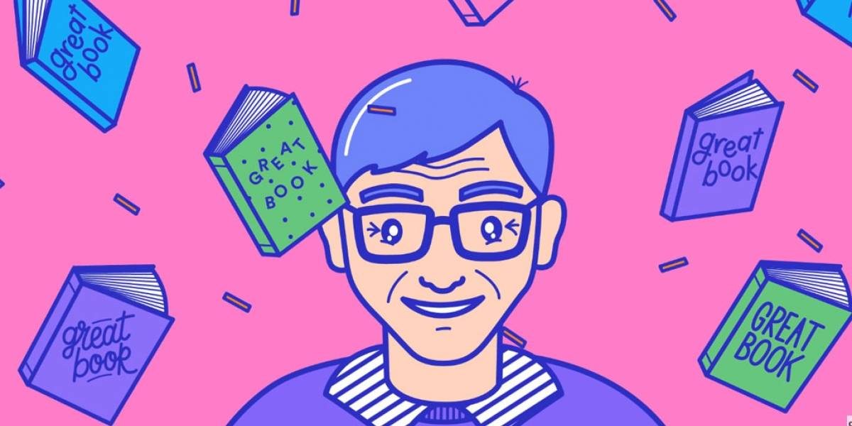 Bill Gates recomienda cinco libros favoritos para esta navidad de 2016