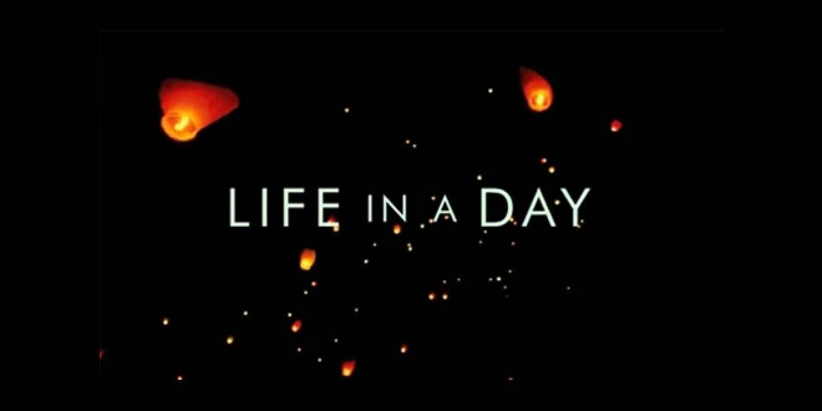 "Documental ""Life in a Day"" ya se puede reproducir cuando quieras en YouTube"