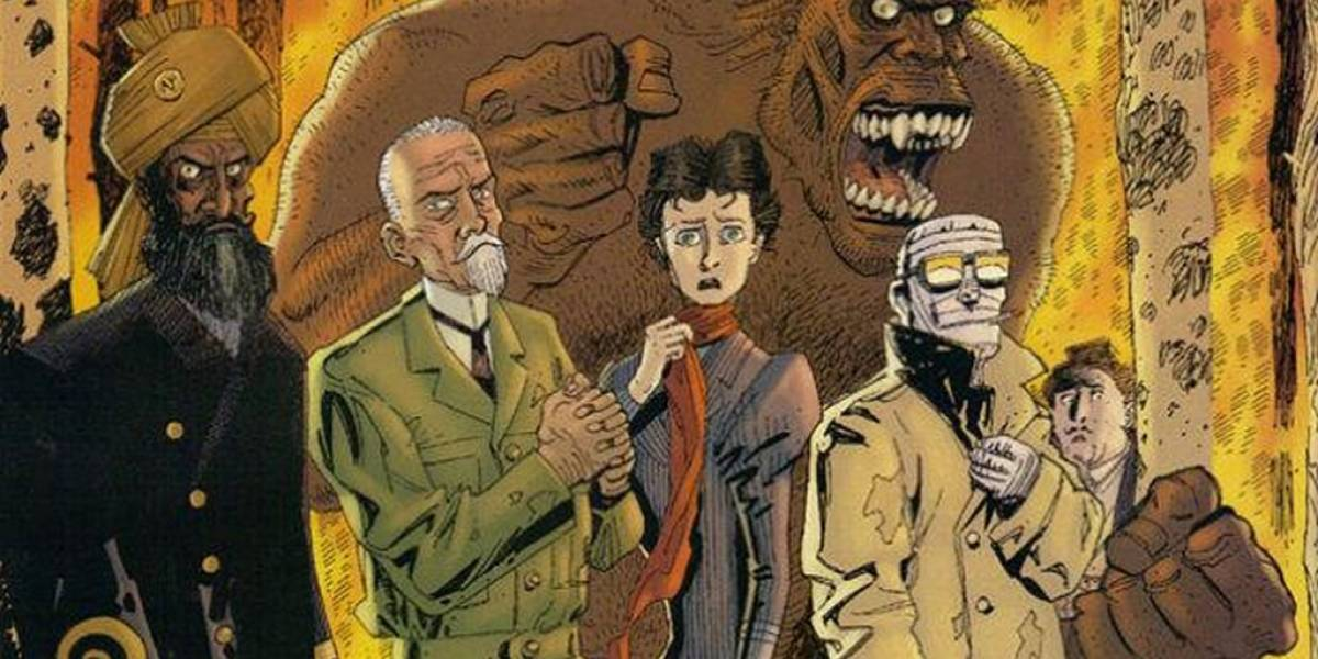 Fox relanzará The League of Extraordinary Gentlemen con nuevo filme