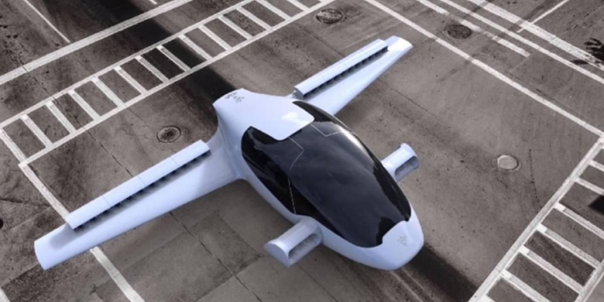 Con ustedes Lilium, el primer jet de despegue vertical para uso civil