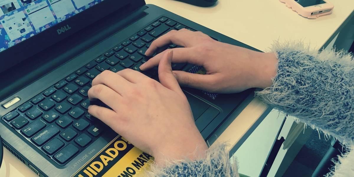 Una mujer normal usando Linux, parte I