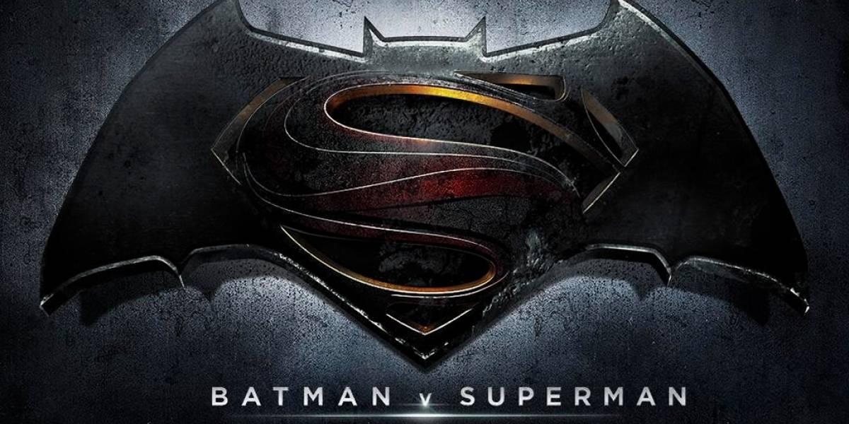 La cinta de Batman y Superman ya tiene título