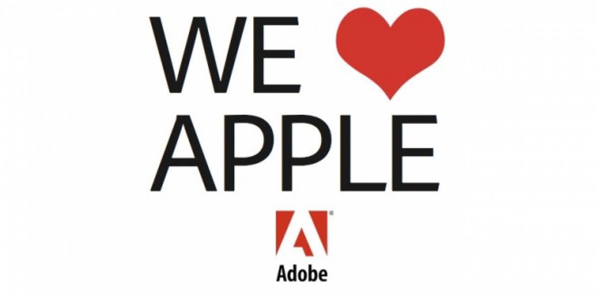 Adobe se rinde: ya no desarrollará Flash Player para móviles