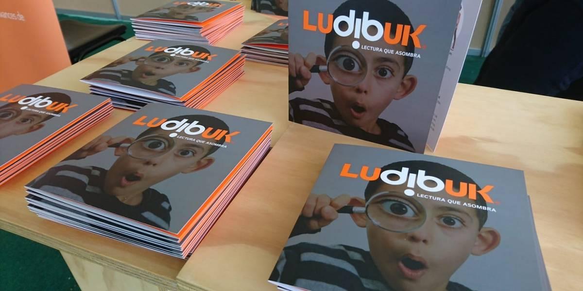 Ludibuk: La biblioteca digital para mejorar experiencias pedagógicas
