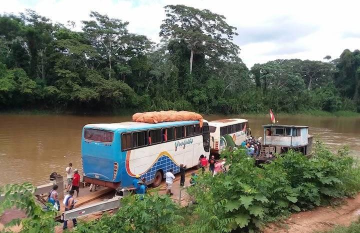 Los intermediarios del ilícito negocio se camuflan entre pasajeros que van al territorio del jaguar