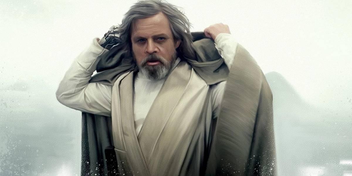 Luke Skywalker quiere comprar Twitter para bloquear la cuenta de Trump