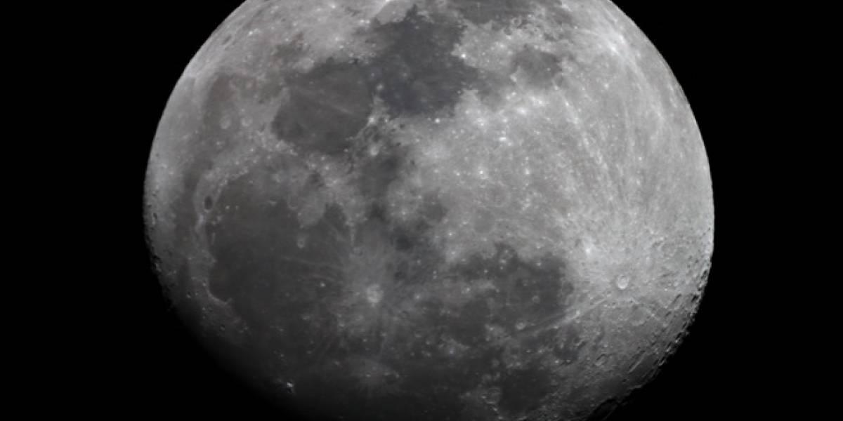 Video muestra impacto de meteorito en la Luna