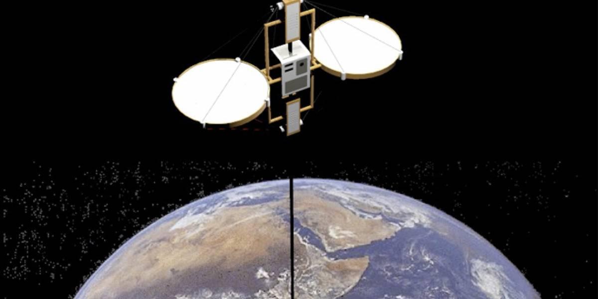 Compañía privada pretende construir un ascensor espacial en la superficie de la Luna