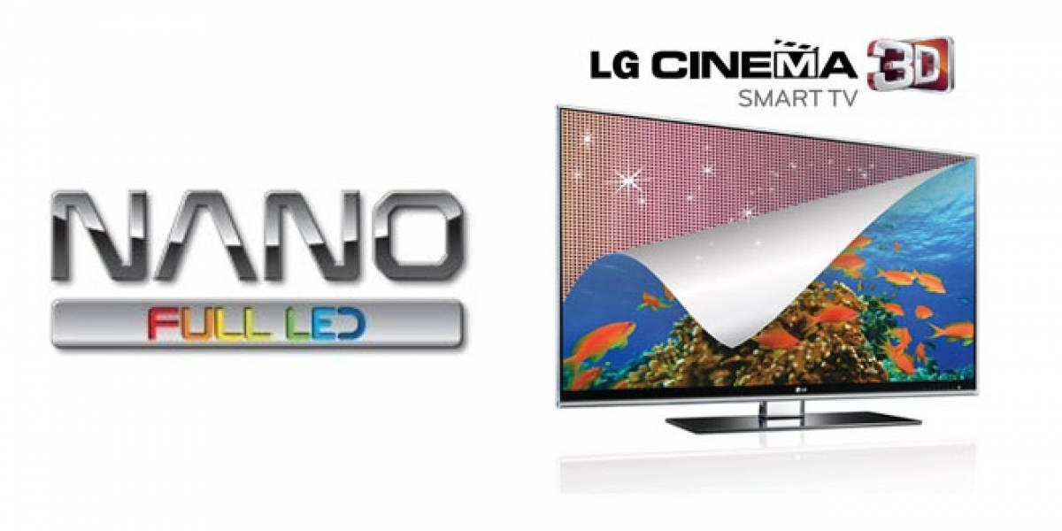 Televisor LG LW 9800 Cinema 3D a primera vista
