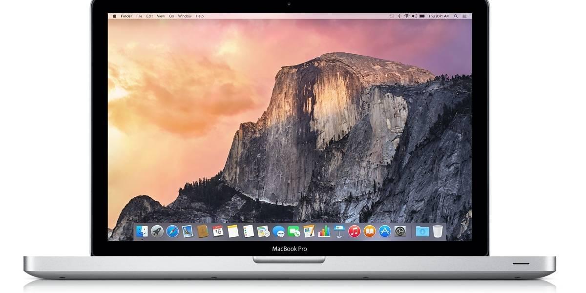 Apple está preparando la siguiente generación de MacBook Pro