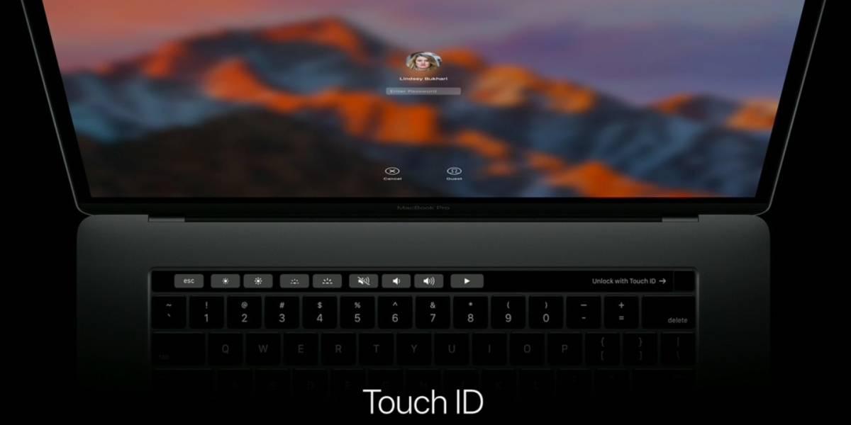 Estas son las especificaciones de los nuevos MacBook Pro