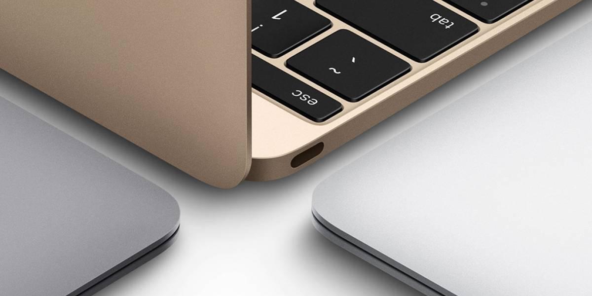 Los siguientes MacBook vendrían sin puerto USB