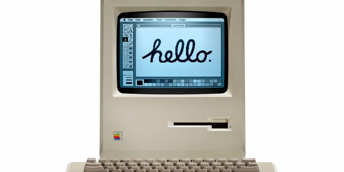 Crean emulador de Macintosh en Internet Archive