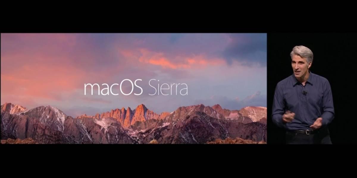 Apple reemplaza su sistema de archivos en el nuevo macOS