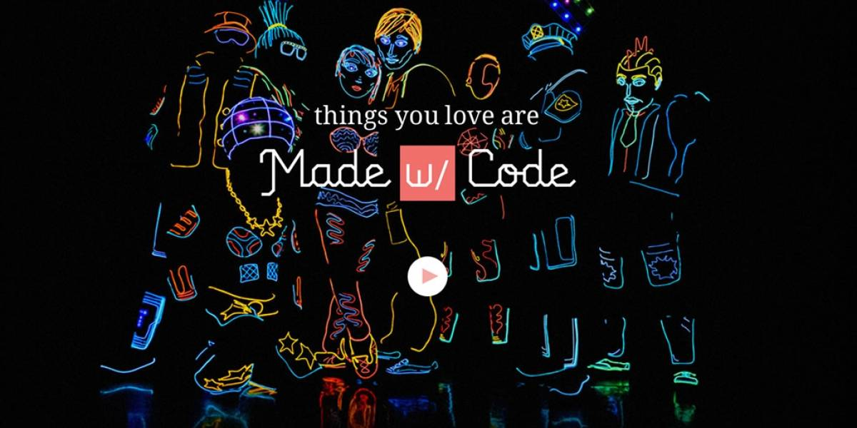 Google lanza iniciativa Made with Code que invita a jóvenes mujeres a programar