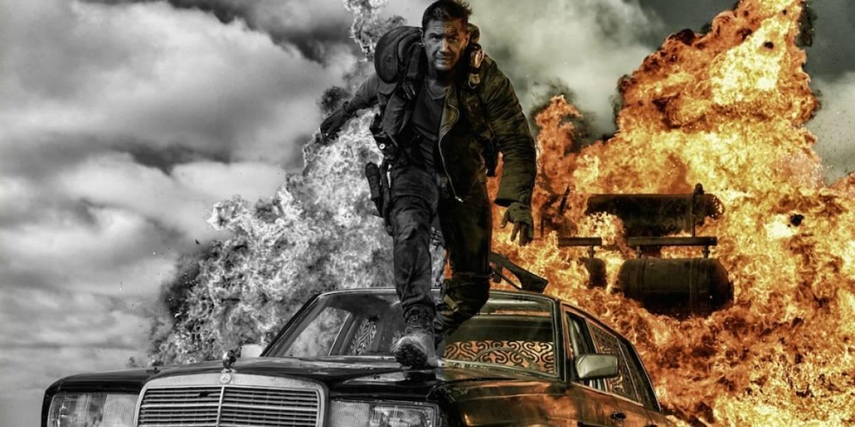 Mad Max: Fury Road tendrá su propia versión en blanco y negro