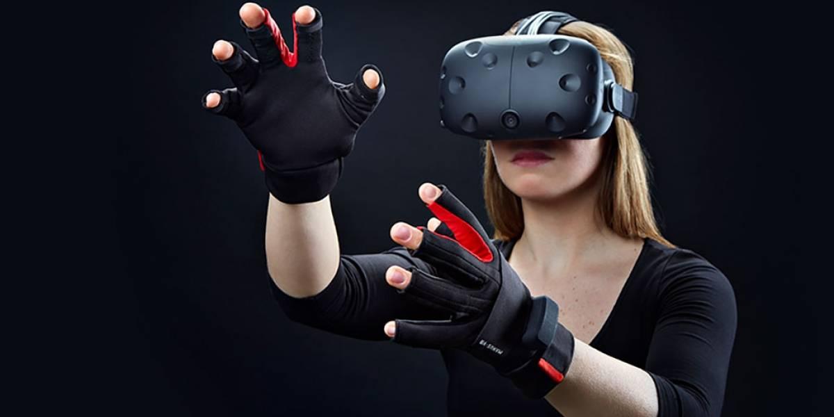 Estos guantes apuestan por una realidad virtual más inmersiva