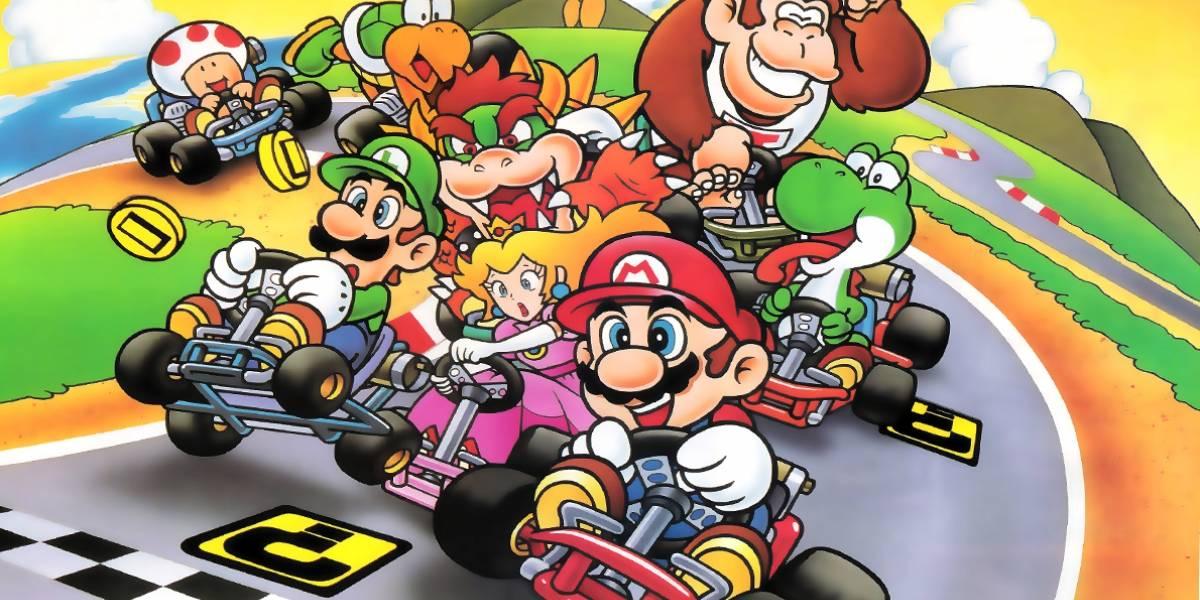 Programador crea inteligencia artificial experta en Super Mario Kart