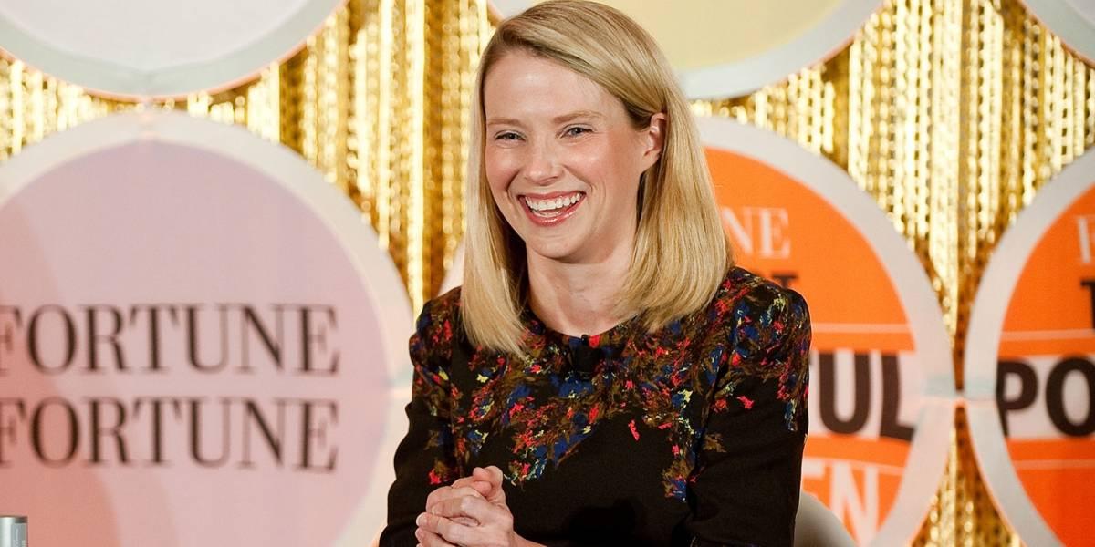 Marissa Mayer dejará Yahoo! tras cerrar trato con Verizon