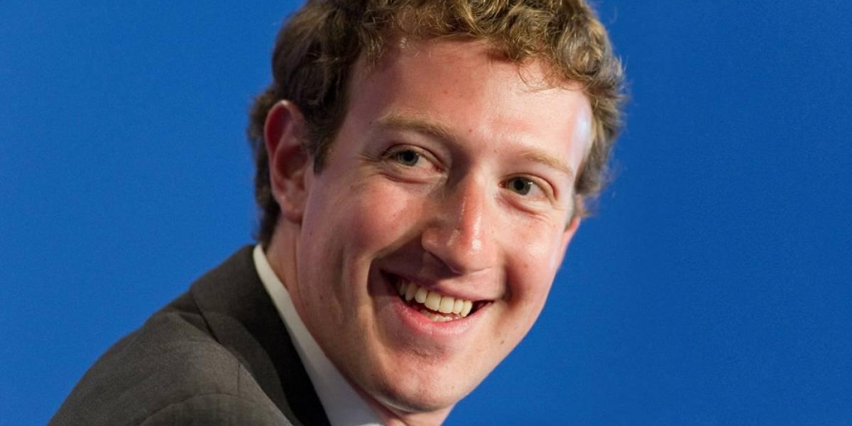 Mark Zuckerberg considera a Facebook una empresa de medios