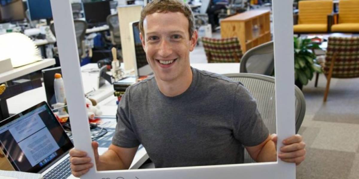 A Mark Zuckerberg no le gusta que lo espíen