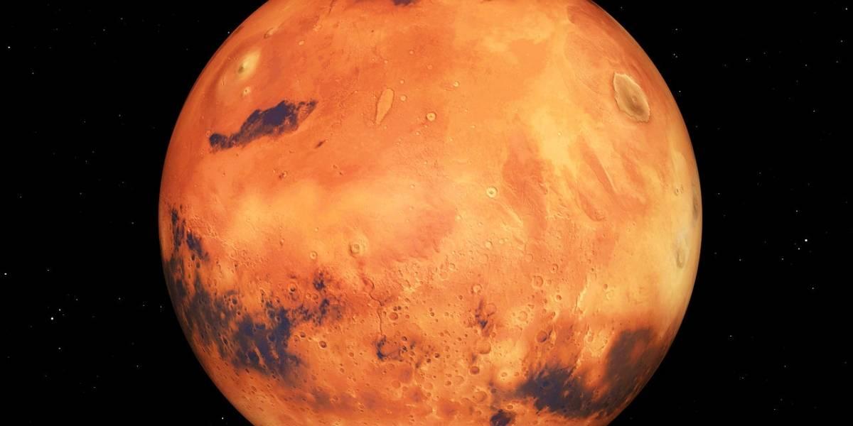 Origen de misteriosa nube en Marte sigue sin explicación