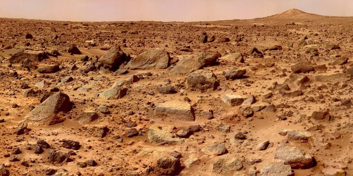 Elon Musk quiere llevar al primer hombre a Marte en el 2026