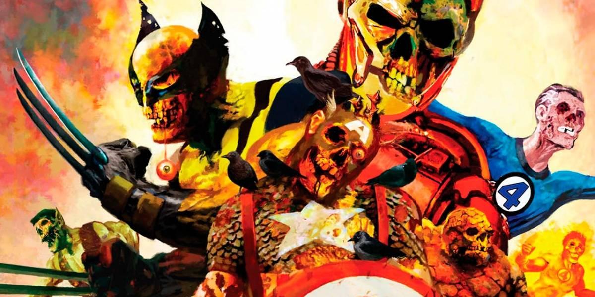 Director de Doctor Who quiere adaptar Marvel Zombies al cine