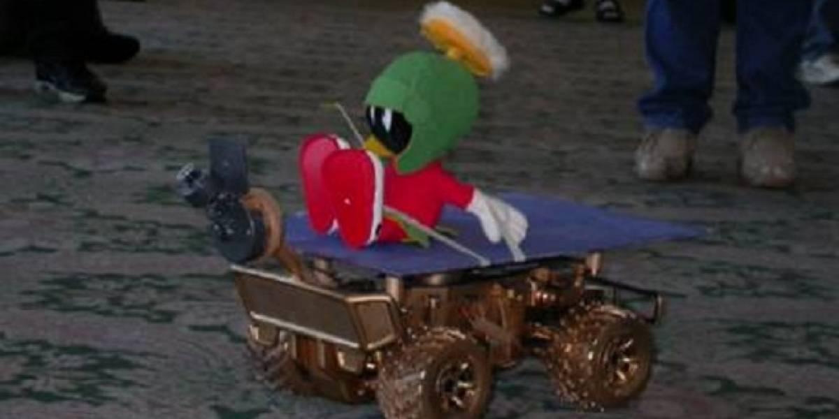 La NASA está casi lista para enviar al rover Curiosity a Marte