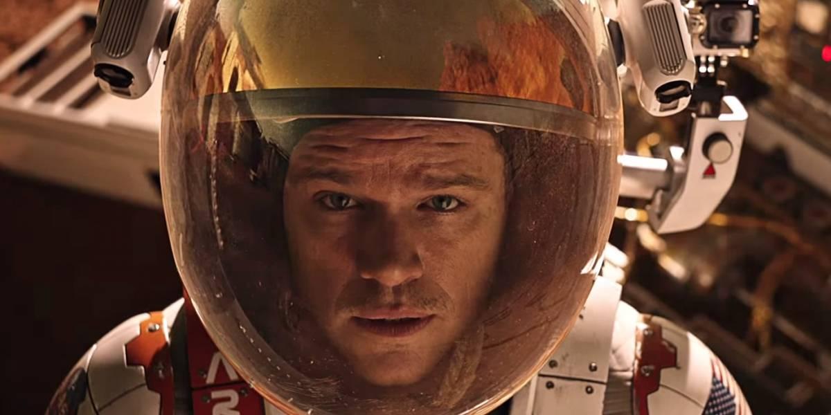 Este es el segundo tráiler oficial de The Martian